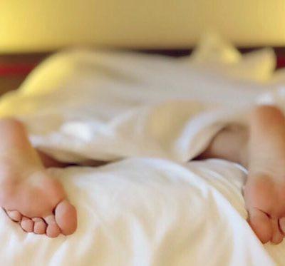 Blog over slapen