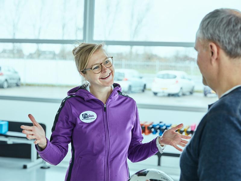 Coaching Fitplan Leeuwarden