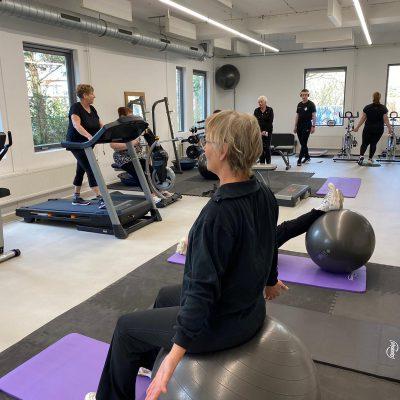Sneek fitness ruimte
