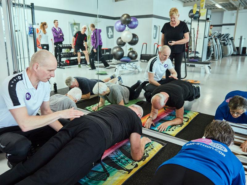 Fitplan Fitness Leeuwarden-Sneek