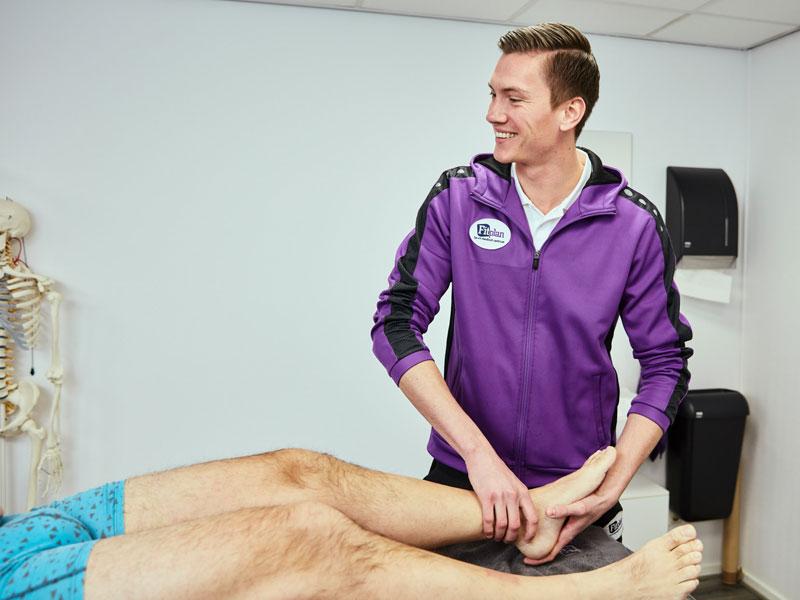 Fysiotherapie Leeuwarden-Sneek