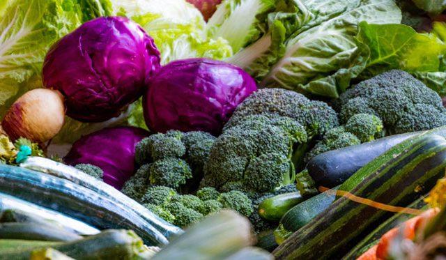 Blog groente eten